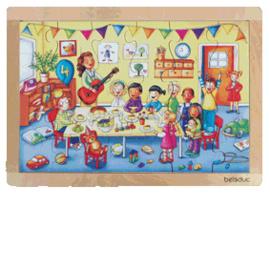 Puzzel De verjaardag, 24-delig