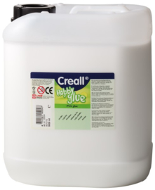 Creall witte hobbylijm 5000 ml
