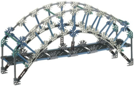 K'nex technologiesets Bruggen bouwen, 207-delig