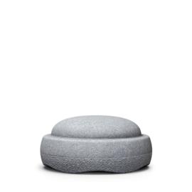 Stapelstein grijs set groot 8 stuks