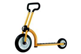 Step Yellow scooter