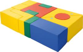 Softplay bouwstenen set B 12-delig