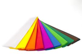 # Crêpepapier, kleurenassortiment 100 stuks