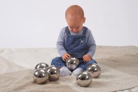 Sensorische reflecterende ballen, set van 6