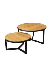 # Sturdy salontafels set van twee