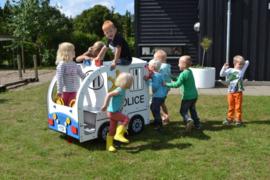 Speelhuis Politieauto
