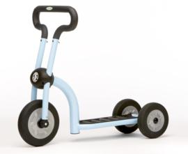 Step Pilot bleu scooter 3 wheels