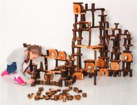 Ecoblocks 330 blokken in een doos