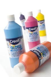 Creall Gloss 500 ml, 12 kleuren