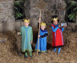 Verkleedkleding de 3 Koningen