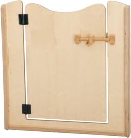 # Paneel met deur voor grondbox Joy