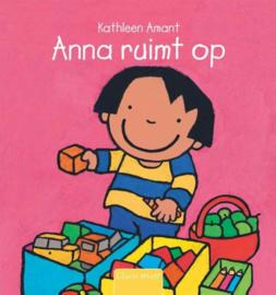 Anna ruimt op