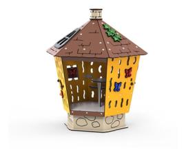 # Miniplay Speelhuisje Alfred