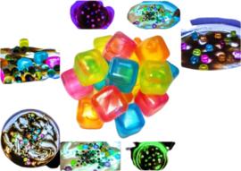 Color Cubes, 8 stuks