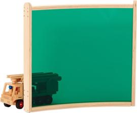 # Paneel met plexiglas 45 graden voor grondbox Joy
