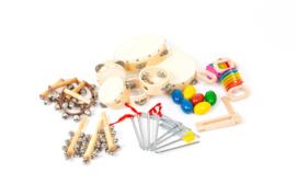 # Set muziekinstrumenten 28-delig