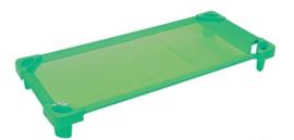 Stapelbare stretcher groen