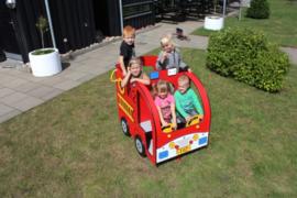 Speelhuis Brandweerauto