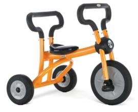 Pilot orange tricycle 1 seat driewieler