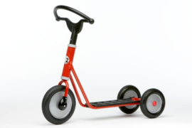Step Mini Scooter Long Red Line