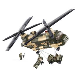 Sluban Transporthelikopter
