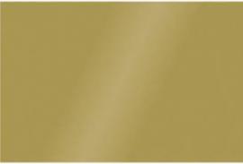 Dik engels karton 300 gr. 50 x 70 cm 10 vel goud
