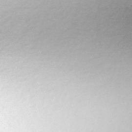 Dik engels karton 300 gr. 50 x 70 cm 10 vel zilver