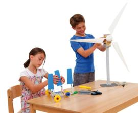 De werking van wind STEM