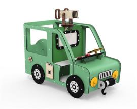 # Speelhuis Jeep