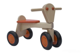 Loopfiets oranje