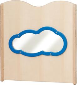 # Paneel met wolk voor grondbox Joy