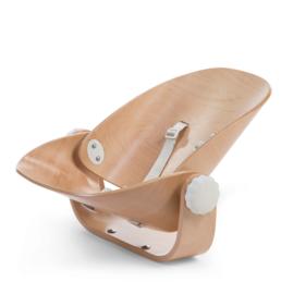 Evolu Newborn Seat voor Evolu 2 + One.80° knoppen wit