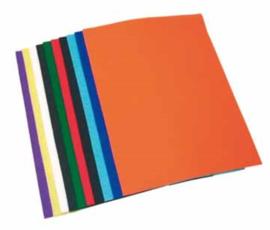 Vilt vellen assortiment 10 kleuren