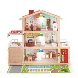 Poppenhuis Doll Family Mansion