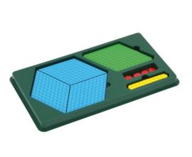 MAB 3D set magnetisch