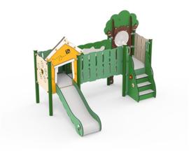 # Miniplay Speelhuis Ella