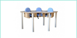 Baby voedingstafels