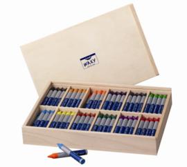 # Creall-waxy klasverpakking, set van 144 assortiment