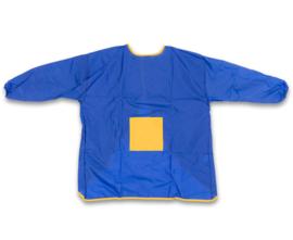 Schildersschort blauw, 6 - 9 jaar