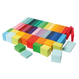Grimm's houten kleuren kist