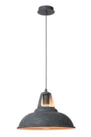 Hanglamp Markit Ø 35 cm grijs