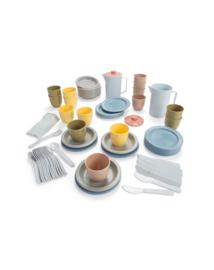 94-delige lunchset Bio-plastic