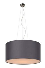 Hanglamp Coral Ø 60 cm grijs