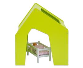 # EduCasa speelhuis limegroen