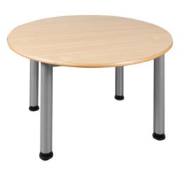 Ronde tafel vaste hoogte 100 cm doorsnee