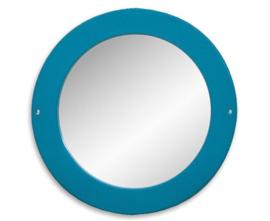 # EduCasa spiegel rond petrol 759065