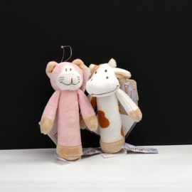 Knuffelrammelaar Teddykompaniet Diinglisar Wild en Sweet