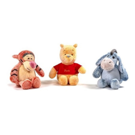 Knuffel Winnie the Pooh en vriendjes