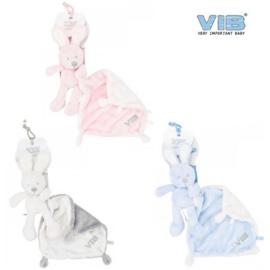 Knuffeldoekje VIB konijn luxe