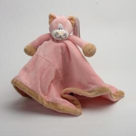 Knuffeldoekje Teddykompaniet Diinglisar Sweet poes